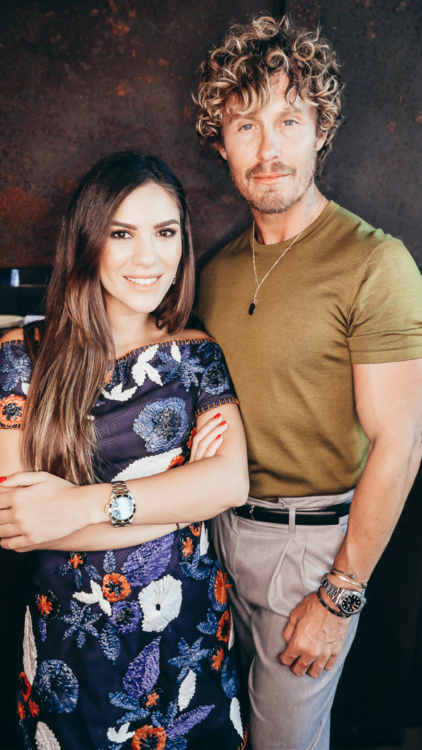 Pictures: Lunch With Celebrity Make-Up Artist Max Made