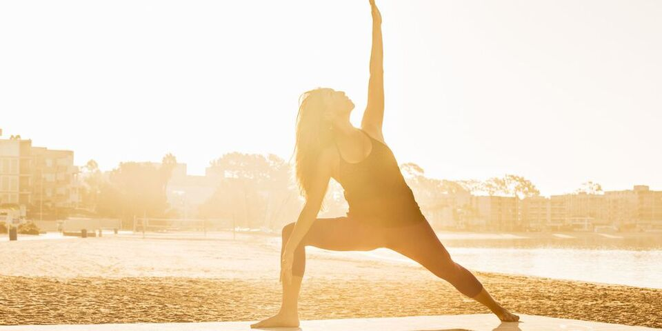 10 Yoga Poses That Build Total-Body Strength