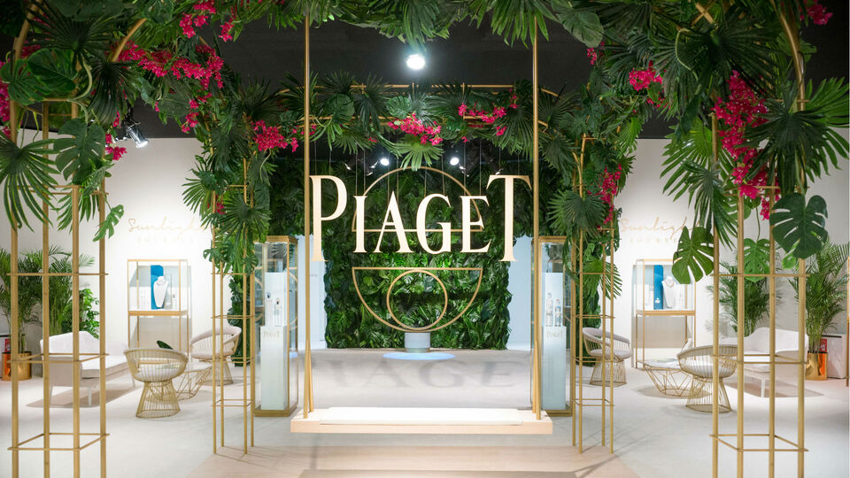 EXCLUSIVE: Bazaar In Conversation With Piaget At Art Dubai