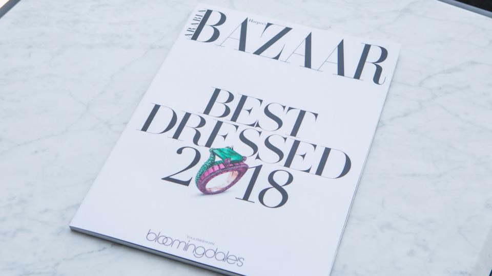 The Luncheon: Bazaar's Best Dressed 2018
