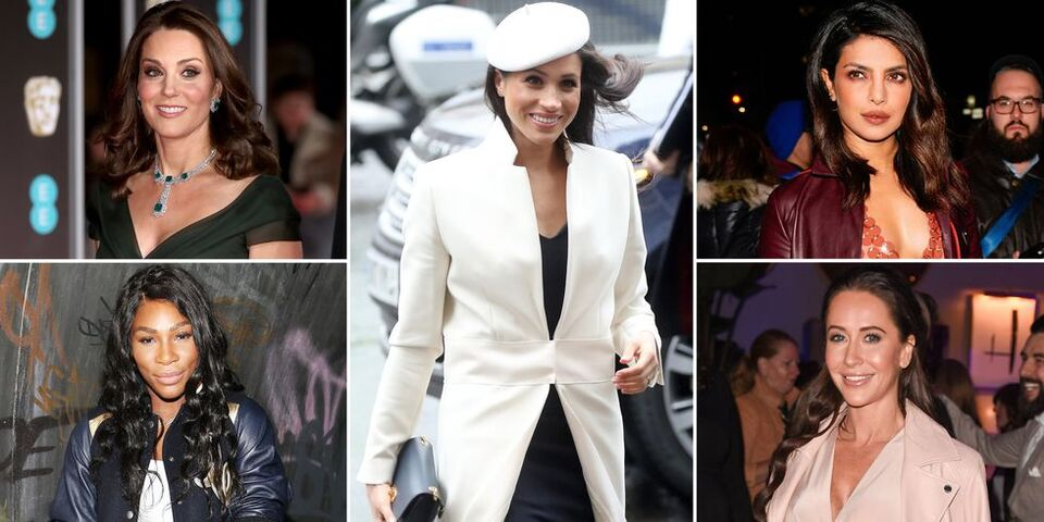 Who Will Be Meghan Markle's Maid Of Honour?