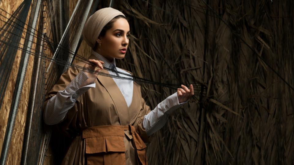 Exclusive: Kuwaiti Fashion Blogger Ascia Releases A Ramadan Collection