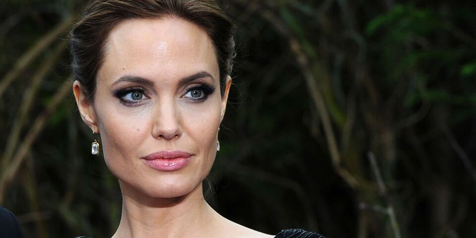 Angelina Jolie Opens Up About Her Split With Brad Pitt