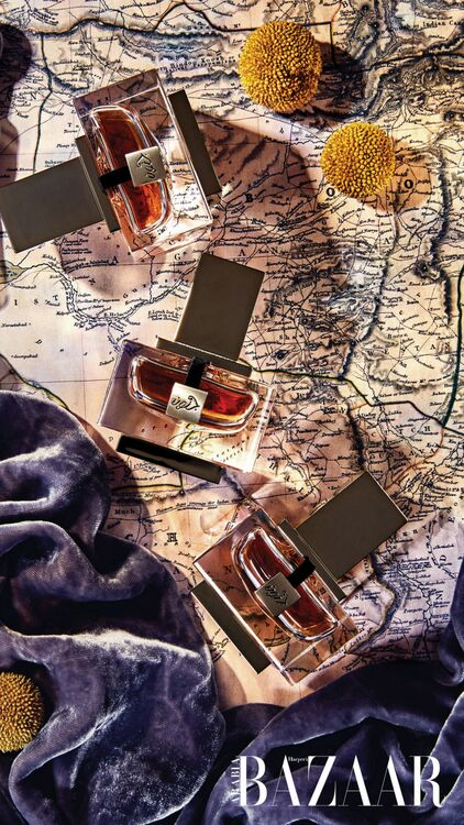 Dubai-Based Perfume Brand Unveils A Trilogy Of Luxurious Scents