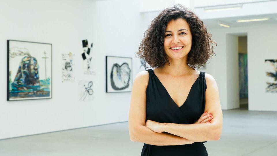Turkish Curator Named New Director Of David Roberts Art Foundation
