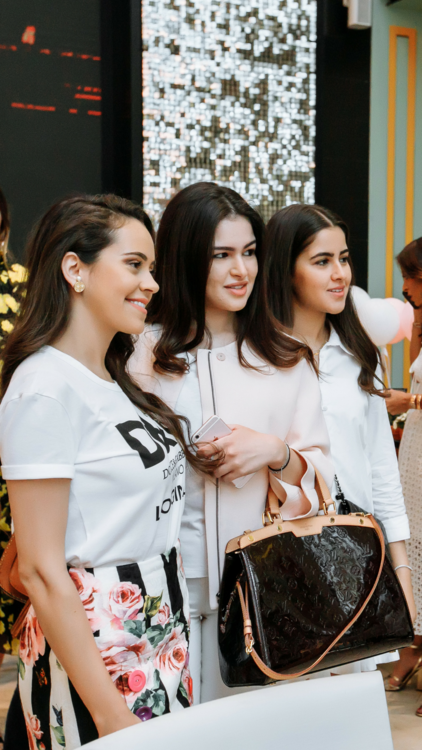 Pictures: #BazaarUnfiltered Luncheon at Mall of the Emirates
