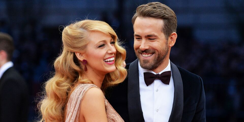 Blake Lively Can't Stop Trolling Ryan Reynolds