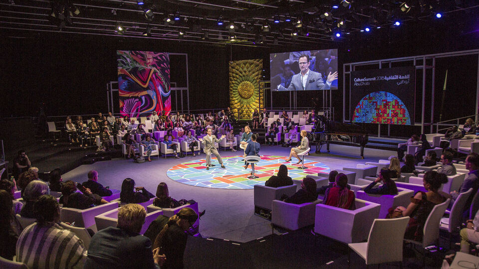 Second CultureSummit Abu Dhabi Lends Focus To Culture