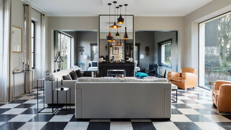 A Look Inside Valérie Messika's Country House