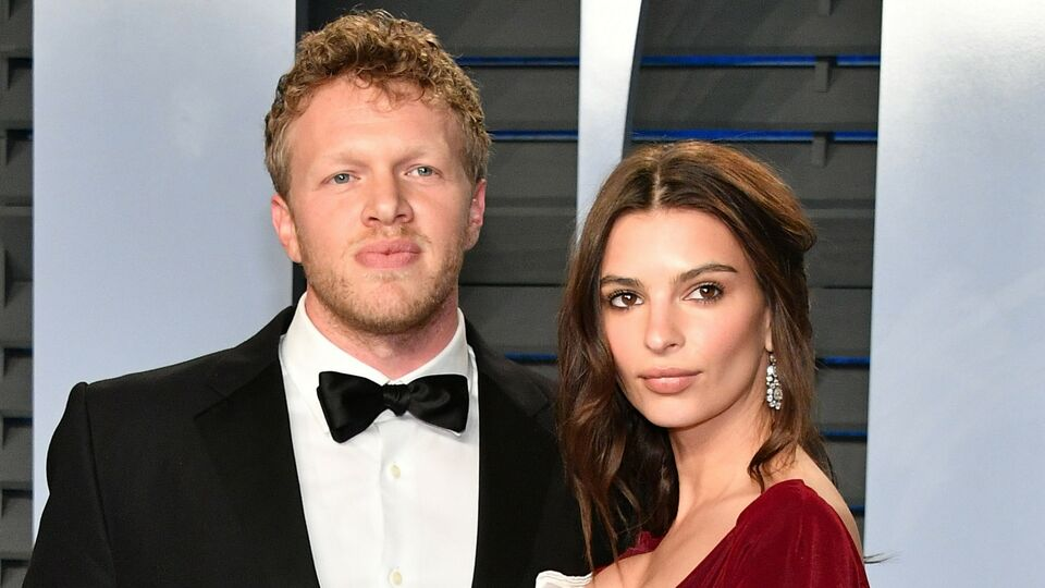 Emily Ratajkowski's Husband Proposed To Her With A Paper Clip