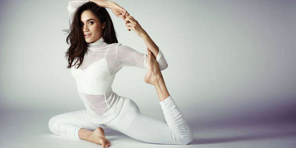 Meghan Markle's Royal Wedding Diet and Workout Routine