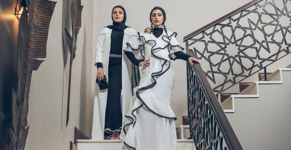 Saudi's Arab Fashion Week Is Finally Here