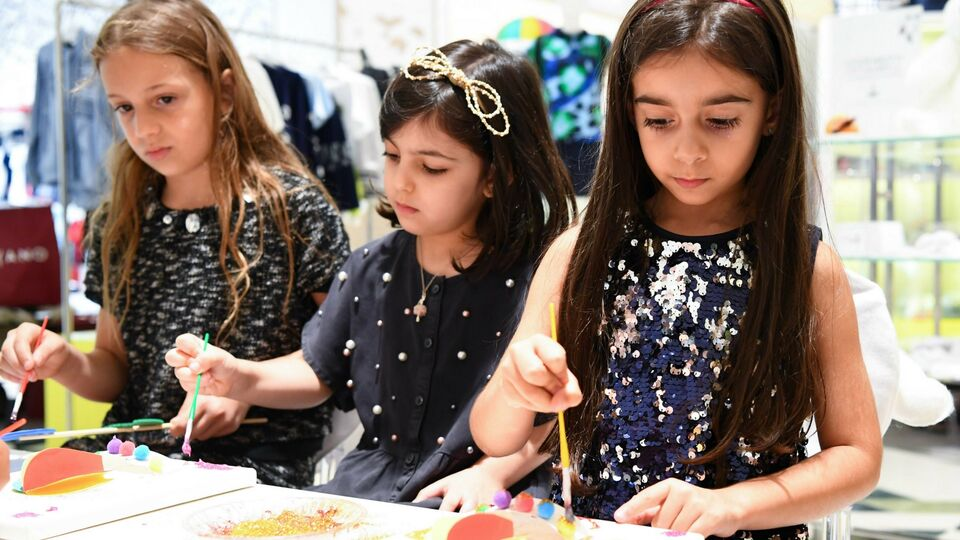 Pictures: Harper's Bazaar Junior X Tryano Kid's Fashion Show