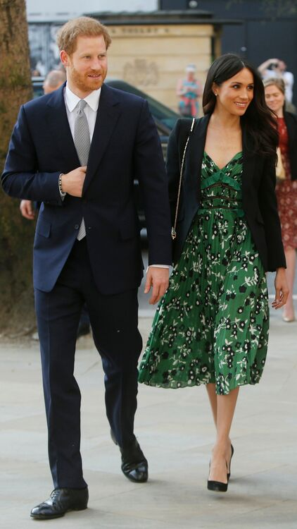 All Of Meghan Markle's Commonwealth Tour Outfits