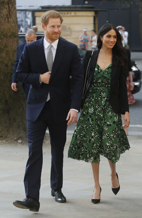 BREAKING: Meghan Markle Is Officially Pregnant