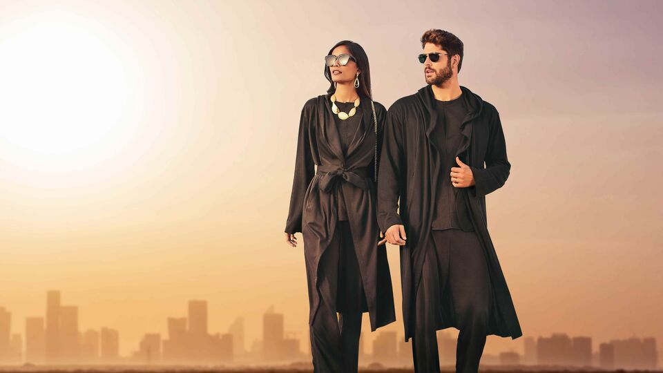 Etihad Collaborates With Emirati Fashion Brand On First Class Loungewear
