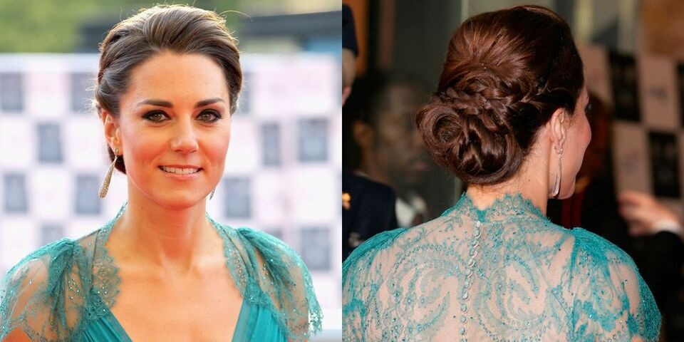 Royal Hairstyles Through The Years