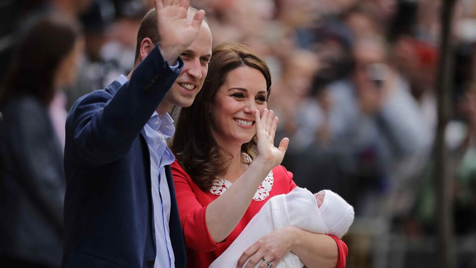 Prince Louis: The Meaning Behind The Royal Baby's Name