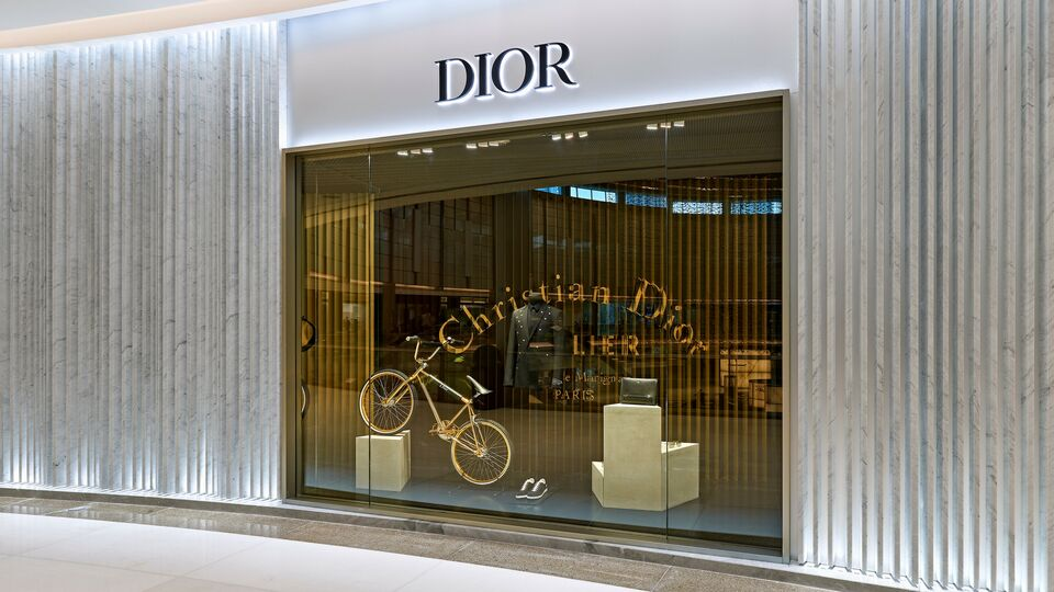 Dior Has Released A Dubai Mall-Exclusive Capsule Collection