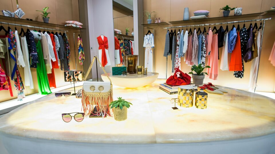 Pictures: Boutique 1's Spring/Summer Collection Preview