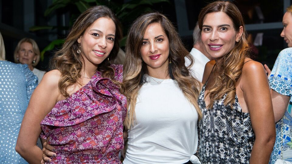 Pictures: Hello! Middle East Celebrates The Opening Of Hotel Cartagena