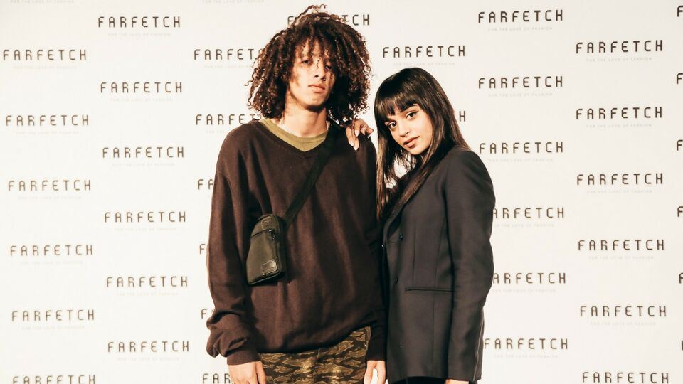 Pictures: Farfetch Celebrates Its Launch In The Middle East