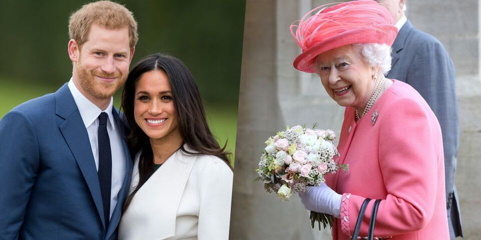 The Queen's Wedding Gift To Prince Harry And Meghan Markle Sounds Incredible