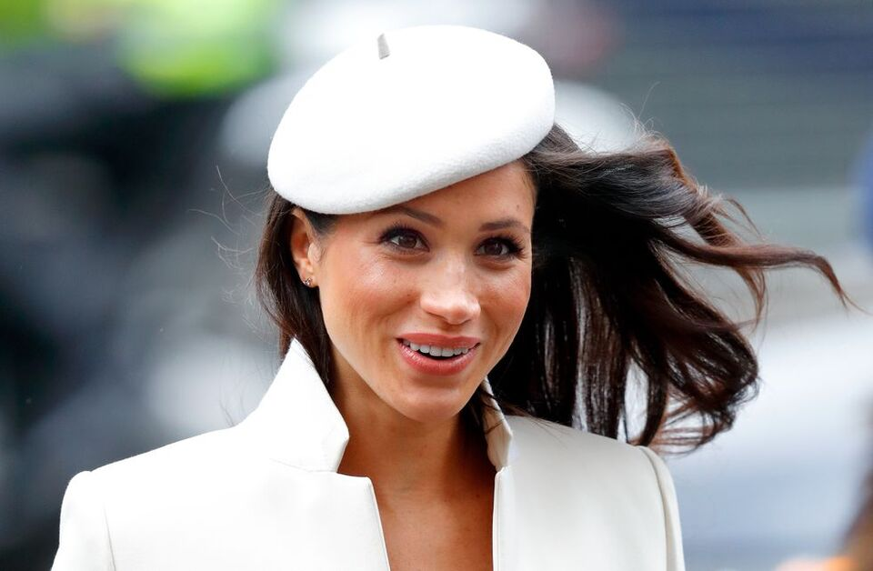 Meghan Markle Is Reportedly Doing Her Own Wedding Make-Up