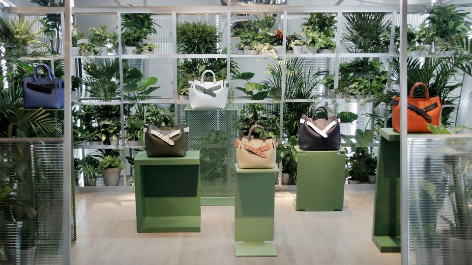 Pictures: The Burberry Conservatory Opens At The Farjam Foundation