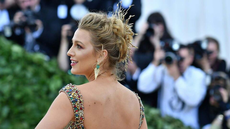 Blake Lively's Hairstylist Spills The Deets on Her Met Gala Hair
