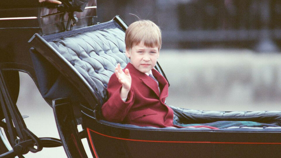 32 Never Seen Before Photos Of The British Royal Family