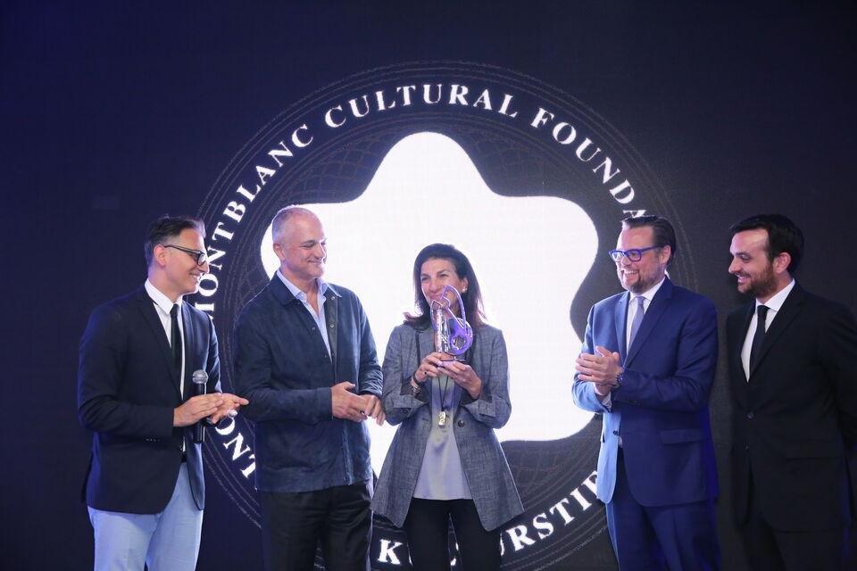 Montblanc de la Culture Arts Patronage Award Celebrates Patrons in Lebanon