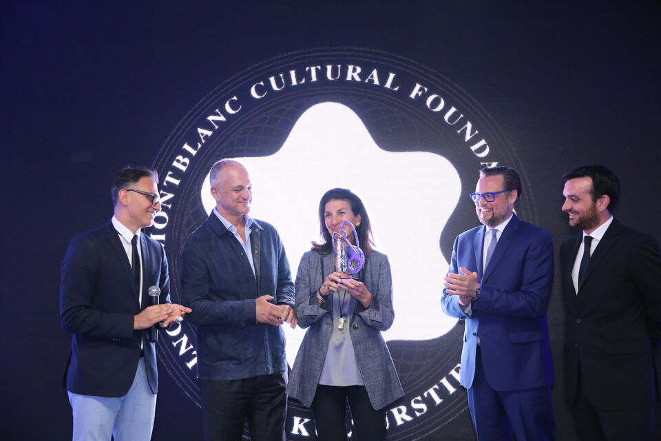 Montblanc de la Culture Arts Patronage Award Celebrates Patrons in Lebanon