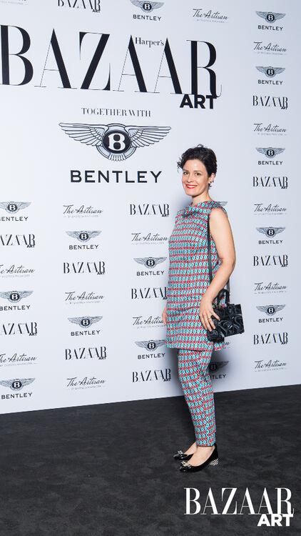 Inside The Bazaar Art And Bentley Collectors' Dinner 2018