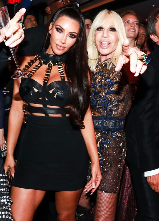 Here's What The Celebrities Slipped Into For The Met Gala After Party
