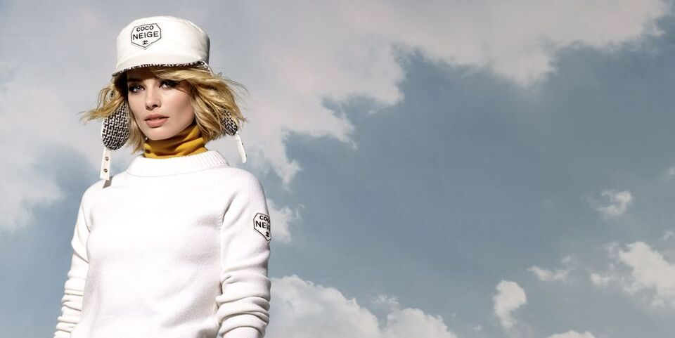 Margot Robbie's First Chanel Campaign Is Here