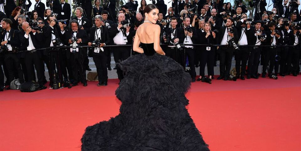 Camila Coelho's Cannes Outfit Costs $1 Million