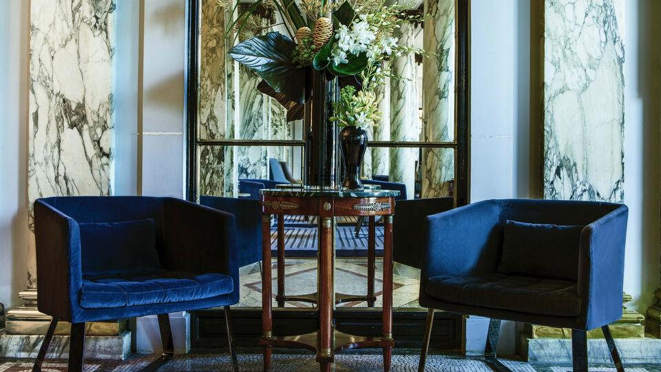 Hotel Brighton Paris