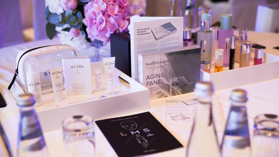 Pictures: Harper's Bazaar Arabia's First #BeBeautiful Seminar