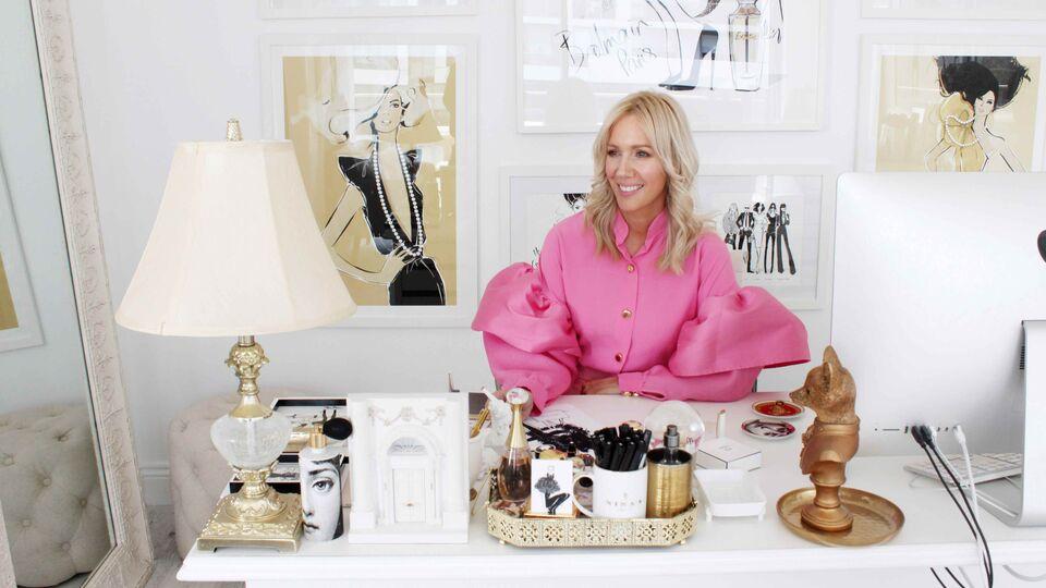 Fashion Illustrator Megan Hess Collaborates With UAE Mall