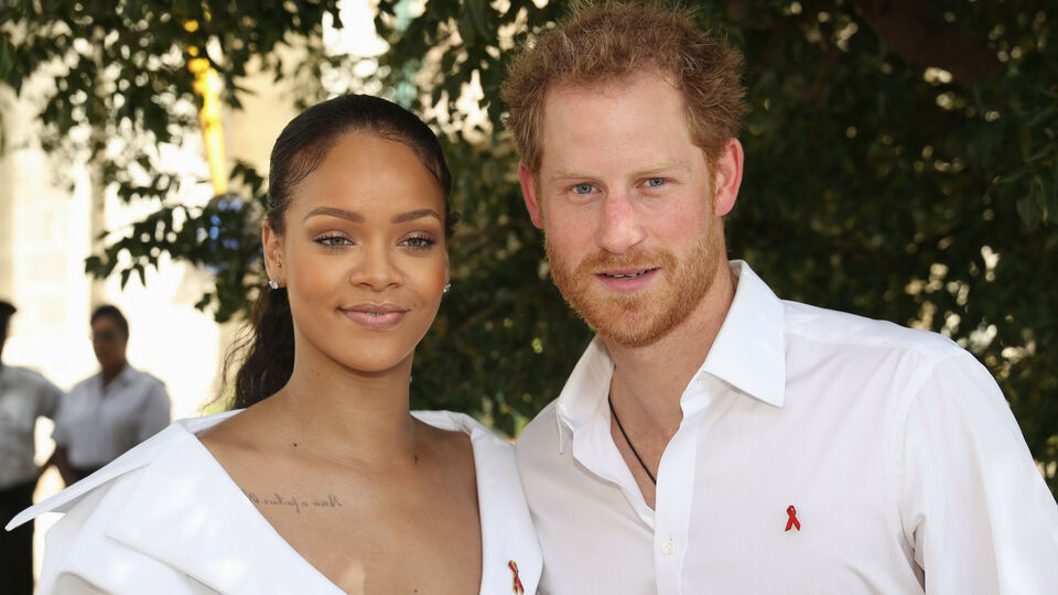 Rihanna Had The Best Response When She Was Asked If She's Going To The Royal Wedding