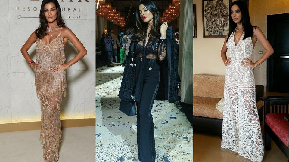 Nadine Njeim's 10 Best Outfits