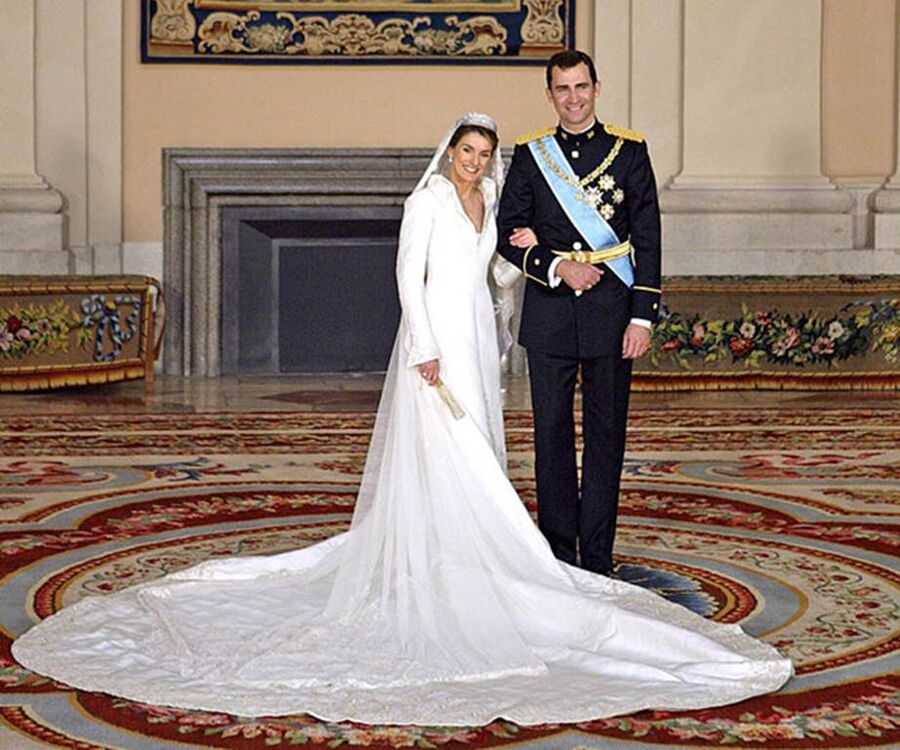 The Most Expensive Royal Wedding Dresses Of All Time Ranked