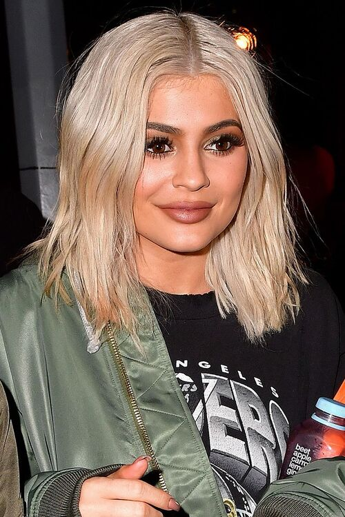 Kylie Jenner's Beauty Transformation Through the Years