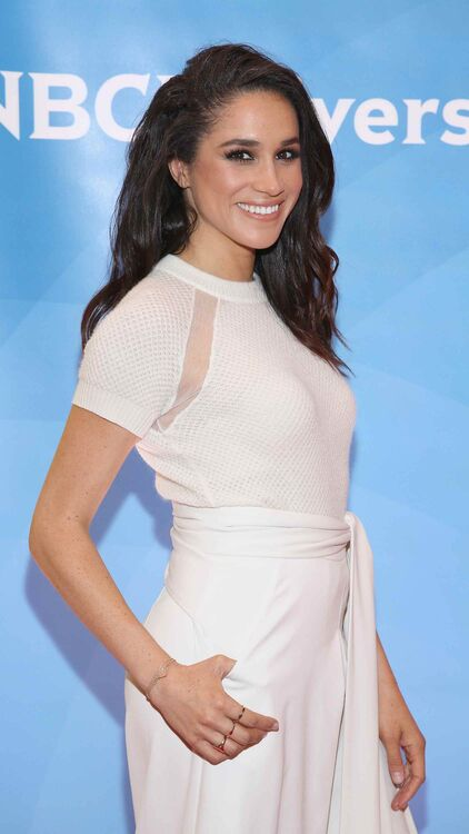 Pictures Of Meghan Markle Before She Met Prince Harry
