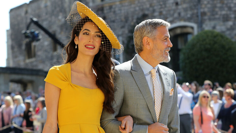 You Can Now Buy *That* Amal Clooney Dress From The Royal Wedding