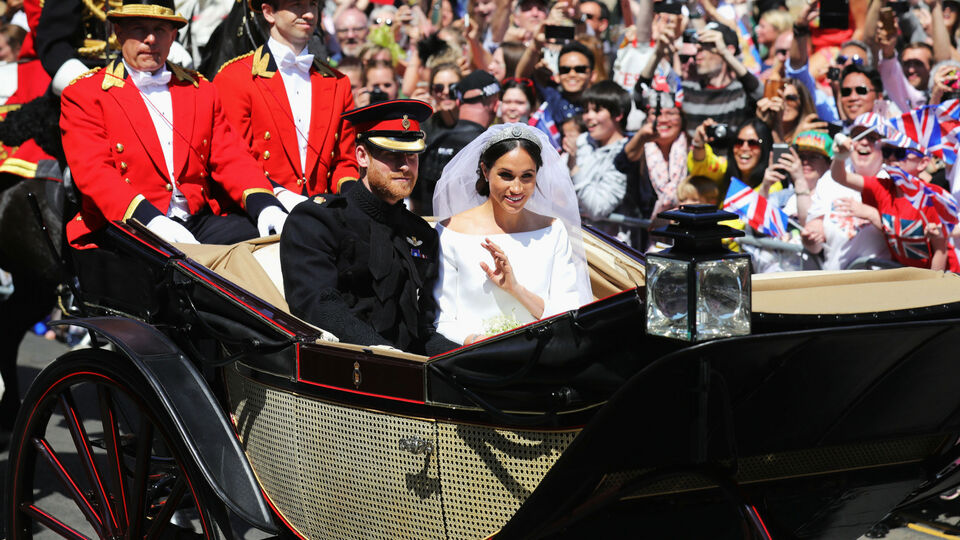 This Was The Most Popular Royal Wedding-Themed Instagram Post
