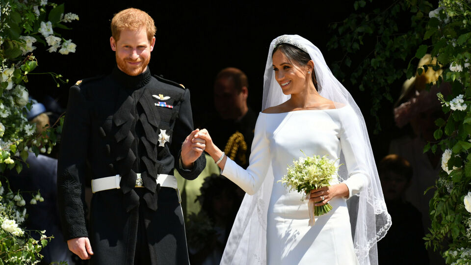 The Royal Wedding Cost A Whopping $45 Million (Dhs165 million)