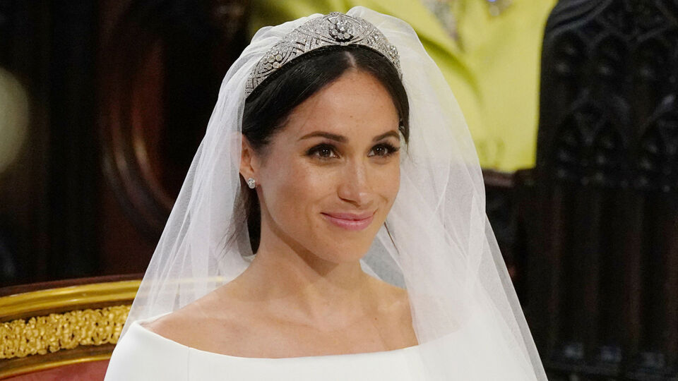 Did The Queen Stop Meghan Markle From Wearing Her Dream Tiara At The Royal Wedding?