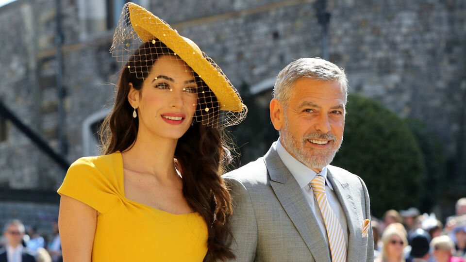 The Exact Products You Need To Recreate Amal Clooney's Royal Wedding Make-up